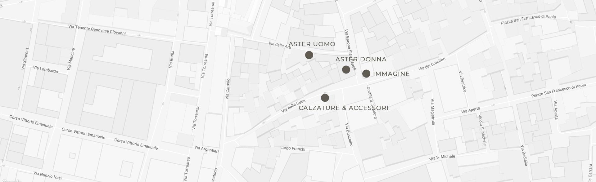 Mapppa punti vendita